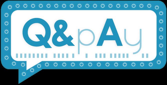 Q&pAy Logo