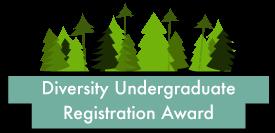 Diversity Fund Undergraduate Registration Award button