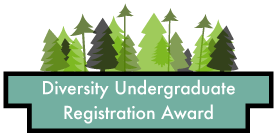Diversity Fund Undergraduate Registration Award button