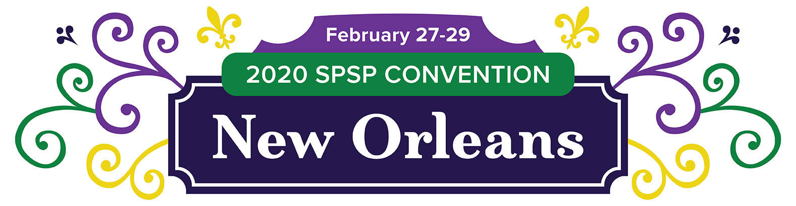 SPSP 2020 Convention Logo