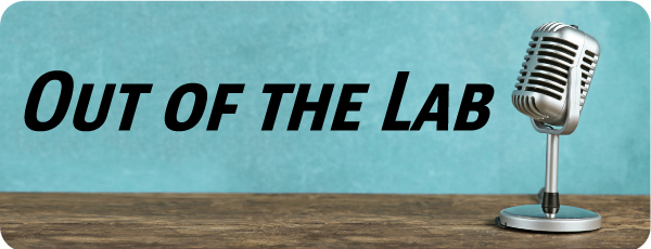 Out of the Lab logo